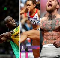 Descubre qué comen y cuánto entrenan estos 6 deportistas