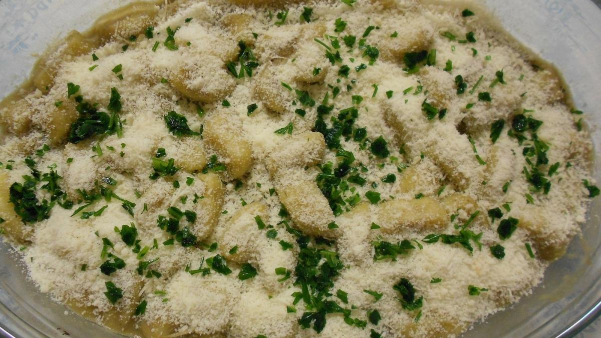 Receta de la abuela: tradicionales Ñoquis de patatas