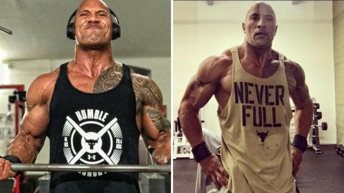 """Secreto revelado: La dieta de Dwayne Johnson para ser una """"Roca"""""""