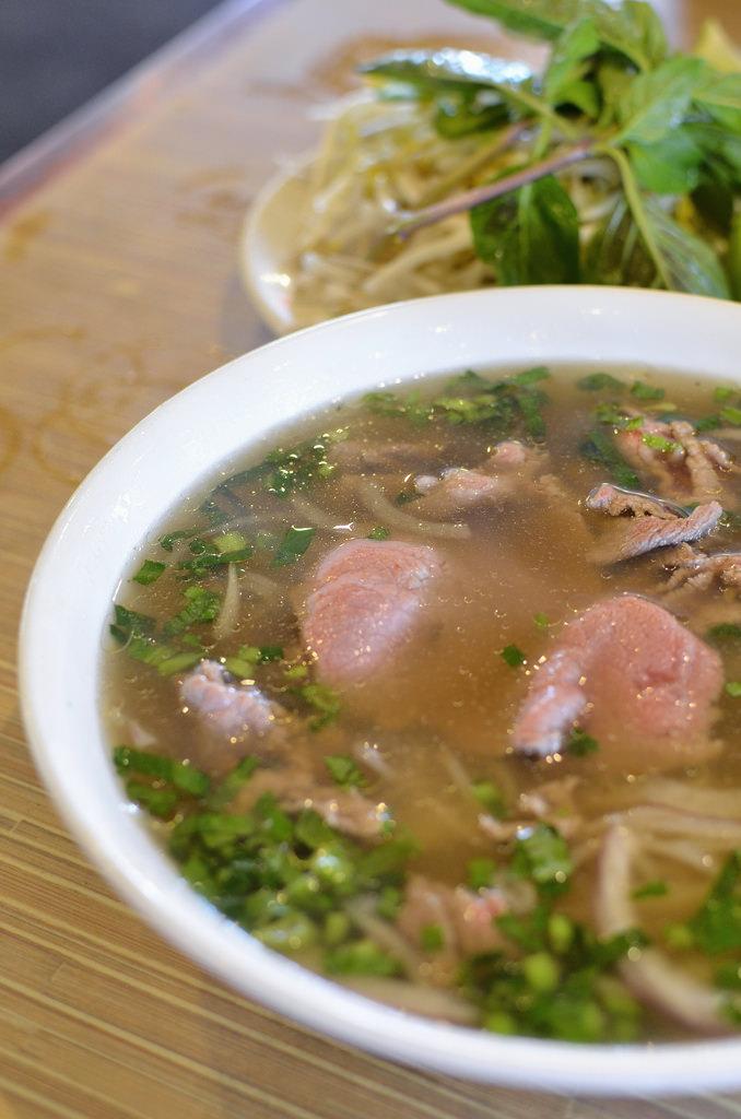 Sopa Vietnamita de fideos