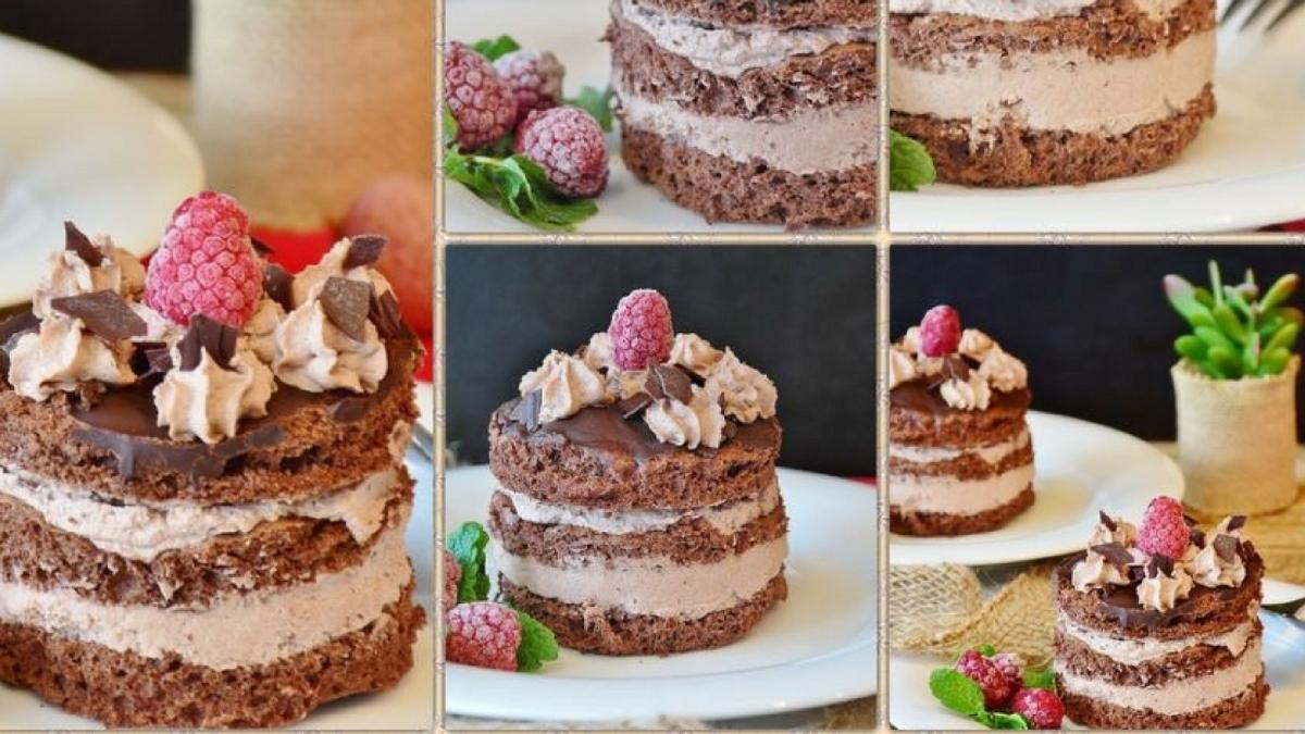 Receta muy fácil de torta helada tipo casera