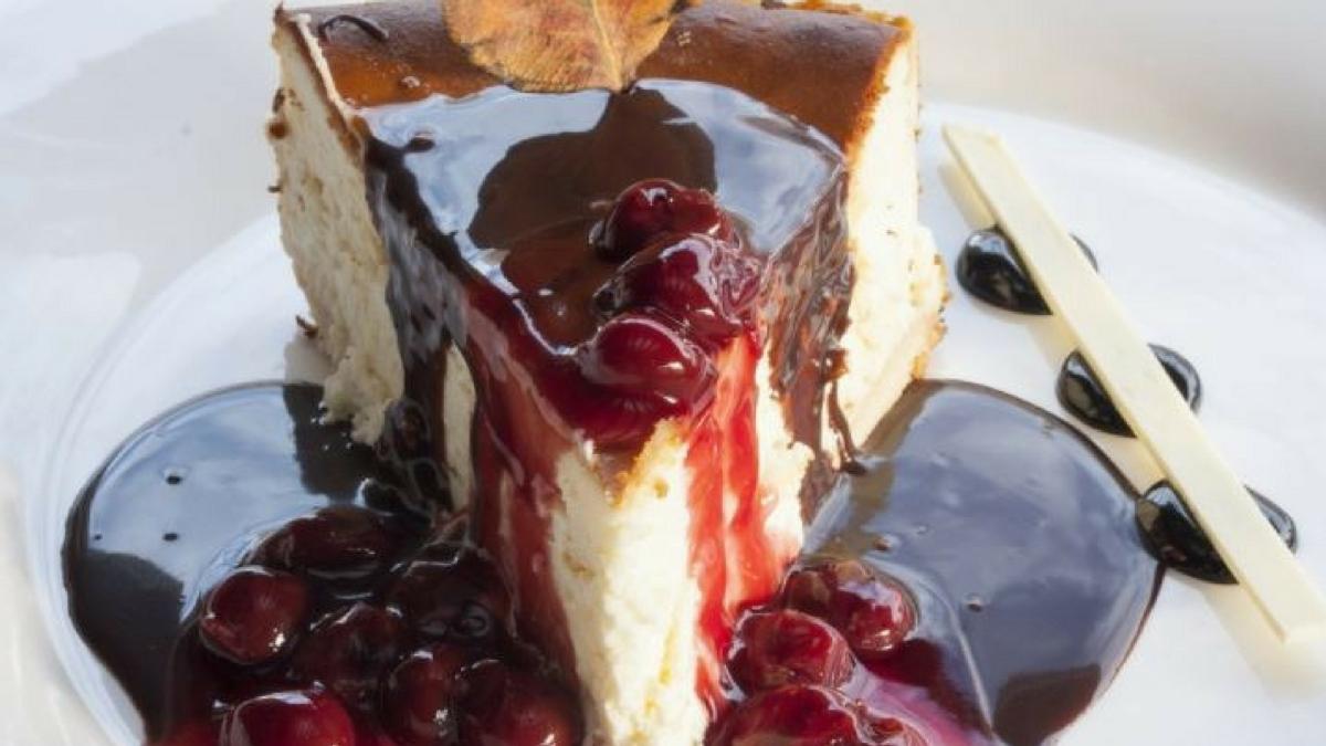 La mejor receta de torta de queso light ¡libre de culpas!
