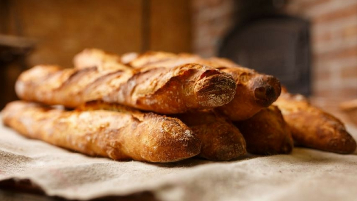 ¡Muy fácil! ¿Cuál es la receta del pan baguette o 'pan canilla'?
