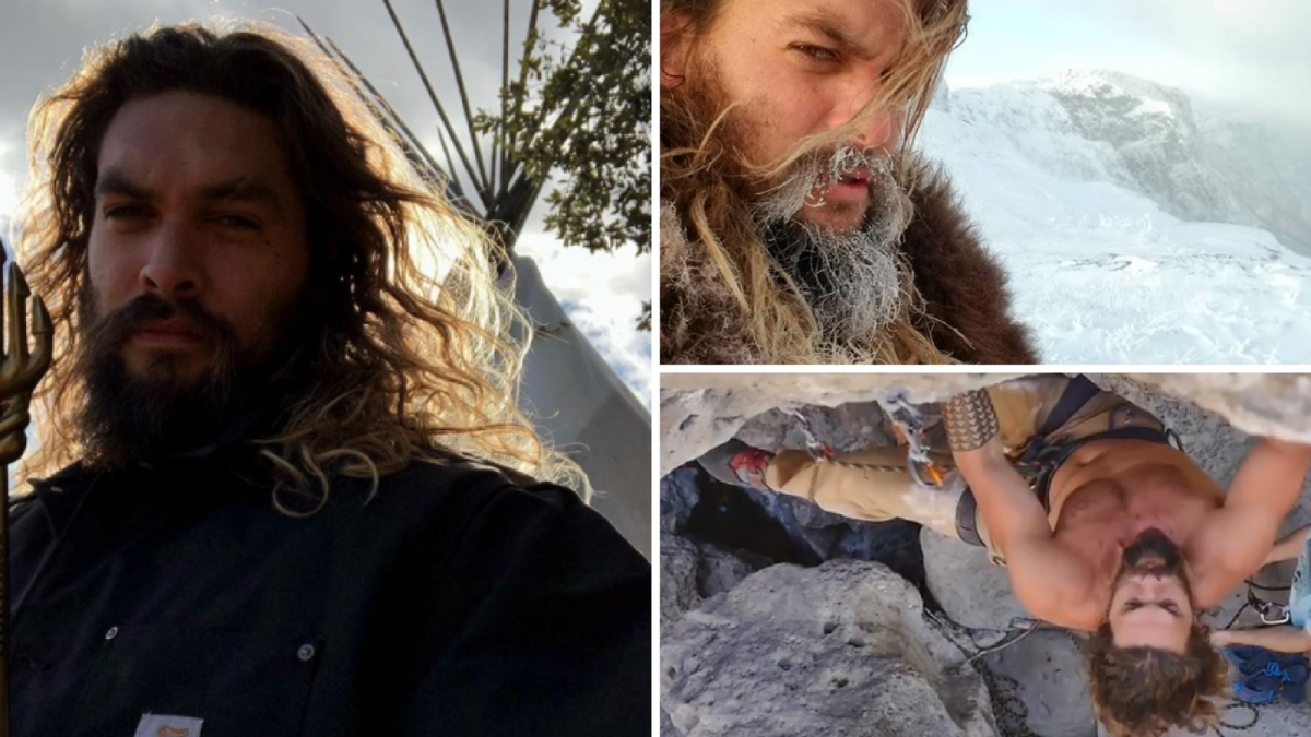La brutal dieta y rutina de Jason Momoa para ser un letal guerrero