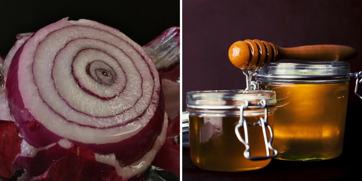 Cebolla morada y miel
