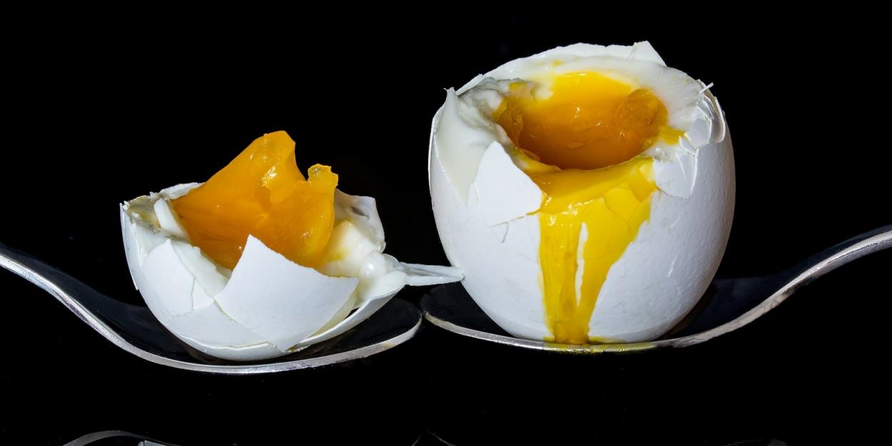 Huevo cocido-Pixabay